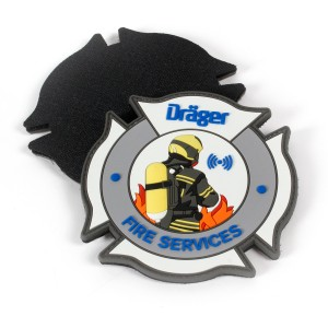 Fire Services Silicone Patch
